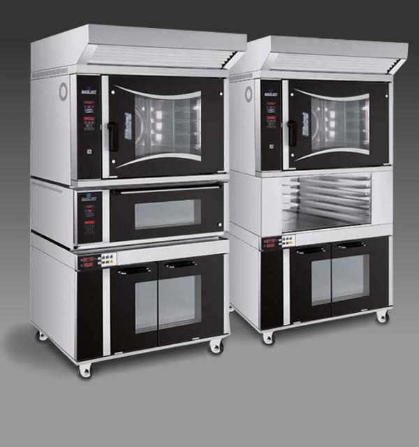 Bake-off Ovens