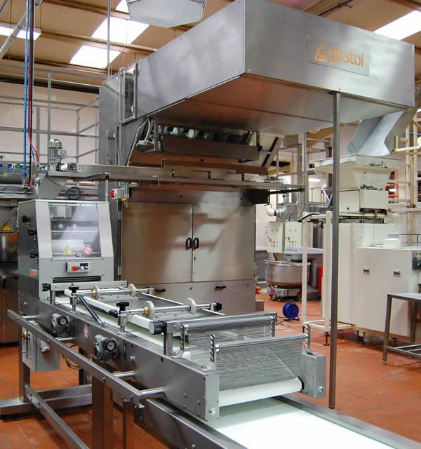 Industrial Bakery Bread Plant