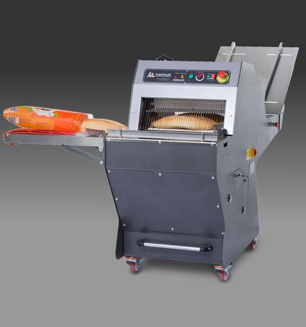 Industrial Belt Driven Bread Slicer